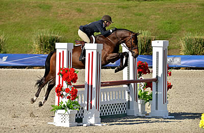 HITS Ocala Hunters Take Center Stage
