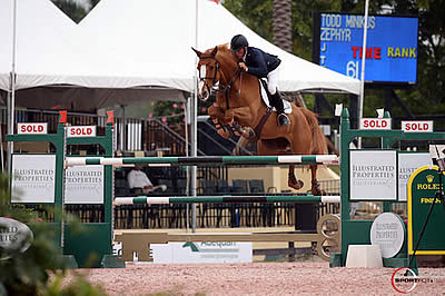 Minikus and Zephyr Take Second Win of Week Three at WEF
