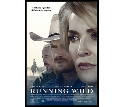 Running Wild Horse Movie Coming to a Theater Near You