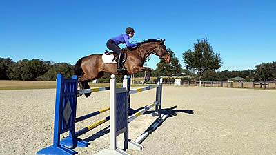 Emerging Athlete Eventing 25 and 18 Program Training Sessions Set Up Rising Talent for Success