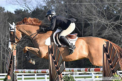 Brennan and Sun Tzu Win the $5,000 Horseflight Open Welcome at Gulf Coast Winter Classics