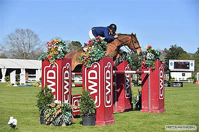 Matt Cyphert and Hector Victorious in $25,000 CWD Grand Prix