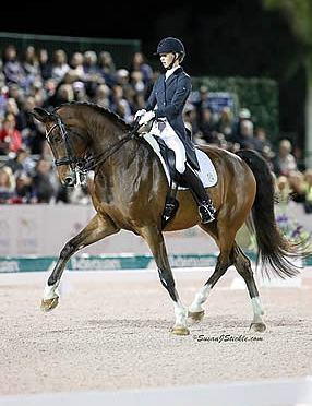 Laura Graves and Verdades Achieve First FEI Grand Prix Freestyle CDI 5* Victory at AGDF