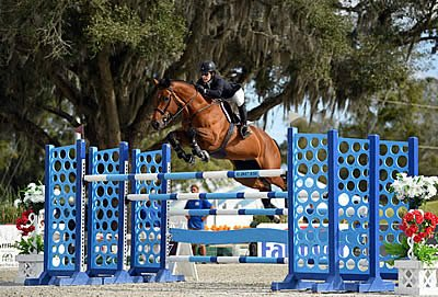 Isabelle Lapierre and Cesha M Win $50,000 HITS Grand Prix