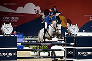 Christian Ahlmann and 'Caribis Z' Triumph at Longines Masters of Hong Kong