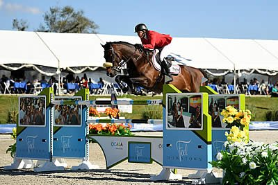 Madden and Breitling LS Win Second Place in $100,000 City of Ocala Grand Prix