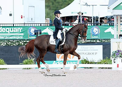 First CDI-W Victory for Arlene Page and Dr. House 2 at AGDF