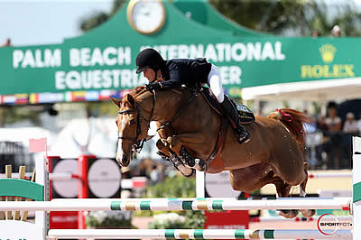 Jessica Springsteen and Tiger Lily Open CSI 5* with a Win at WEF