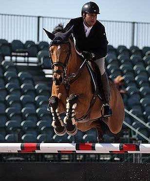 Luiz Francisco de Azevedo and Collin Win $35,000 Douglas Elliman 1.45m at WEF