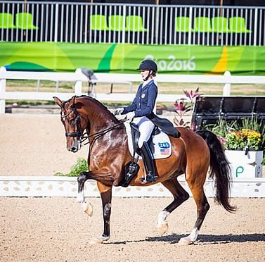 Graves, Perry-Glass, and Peters Are Strong Contenders for 2017 FEI World Cup Dressage Final