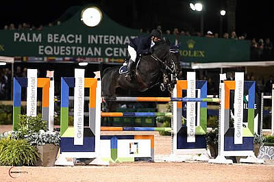 Jose Roberto Reynoso and Galip Capture $130k Horseware Ireland Grand Prix CSI 3* at WEF