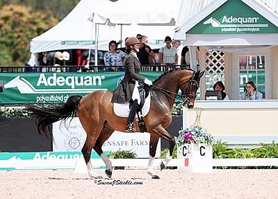 Victory for Rizvi and Poag in AGDF 10 FEI Grand Prix Specials