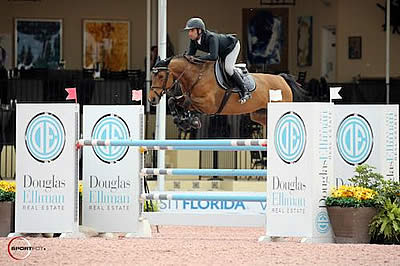 Abdel Said and Hope van Scherpen Donder Win $35,000 Douglas Elliman 1.45m at WEF