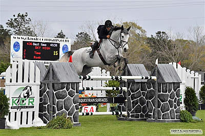 Jumper Action Wraps Up Week IV at the Gulf Coast Winter Classics