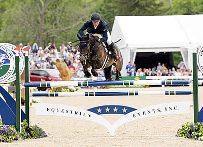 Michael Jung Makes It Three in a Row at Kentucky