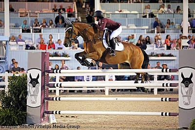 Coco Fath Earns Junior Jumper Championship at Devon Horse Show