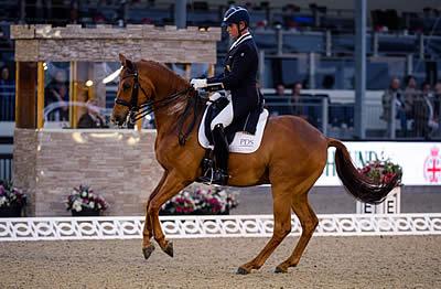 A Royal Victory at Royal Windsor Horse Show