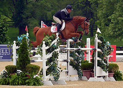Todd Minikus Starts Off Kentucky Spring Horse Show with Victories and Multiple Horses