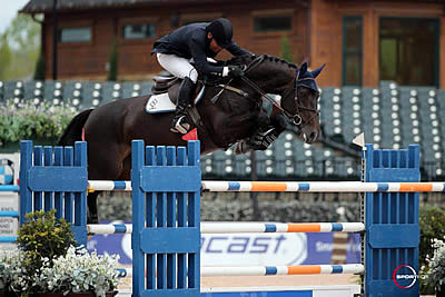 Jimmy Torano and Betagravin Victorious in $35,000 1.45m Tryon Challenge CSI 2*
