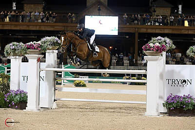 Hayley Waters and Uppie De Lis Victorious in $50,000 Tryon Resort Grand Prix