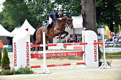 World and Olympic Champions at Strzegom Horse Trials