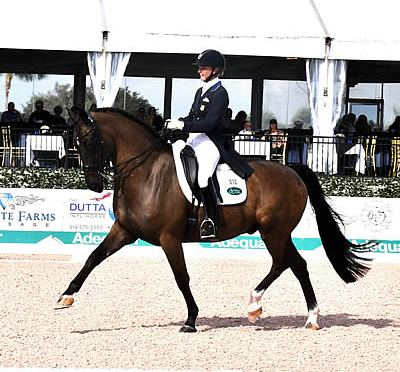 Katherine Bateson-Chandler to Represent US in FEI Nations Cup Dressage in Denmark