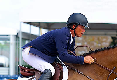 Todd Minikus Racks Up More Top Finishes at Tryon Summer 1 CSI3*