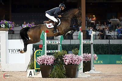Eric Navet and Catypso Earn Major Victory in $216k Horseware Ireland Grand Prix CSI 4*