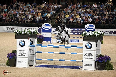 Vanderveen and Faustino De Tili Shine in Asheville/Greenville BMW Centers' Grand Prix CSI 3*