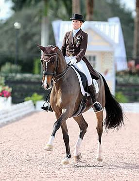 US Dressage Team Set for Start of FEI Nations Cup CDIO3* Hickstead