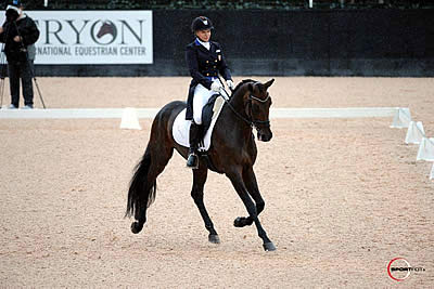 Dressage Continues at USEA American Eventing Championships