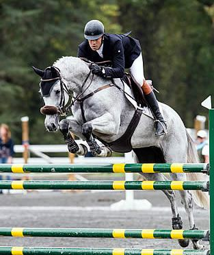 Coleman and Smith Earn USEF CCI3* and CCI2* Eventing National Championship Titles