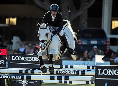 Kocher Records First Ever Longines Win at Del Mar
