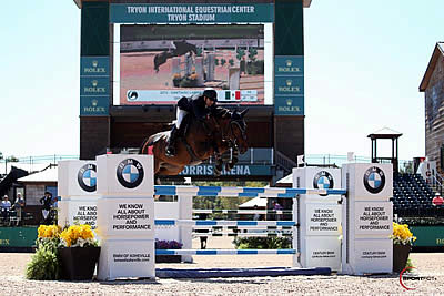 Santiago Lambre and Doloris Conquer $35,000 Suncast Commercial Welcome Stake CSI 2*