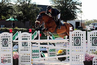 Tryon Fall Series Concludes with Final Win for Samuel Parot and Couscous Van Orti