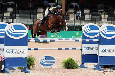 Tryon Fall III Concludes with $35,000 Horseware Ireland 1.45m Classic CSI 2*