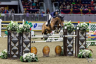 Beezie Madden Claims Brickenden Trophy at Toronto's Royal Horse Show