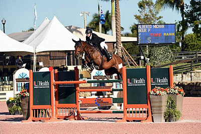 Alberto Michan and Inouk P Capture $35,000 Dever Golf Cars, Inc. 1.45m Classic CSI 4*