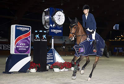 Edwina Tops-Alexander Is the Queen of La Coruna
