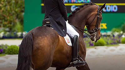 US Dressage Festival of Champions to Host 14 USEF Dressage National Championship Titles