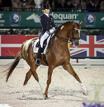 Adequan Global Dressage Festival Welcomes Back World Renowned Competition