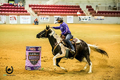 Jacksonville Equestrian Center Hosts BrieStrong Memorial Barrel Race in Honor of Brie Ahearn