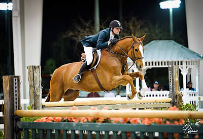 Hesslink Continues Winning Ways; Stovel Takes USHJA National Hunter Derby