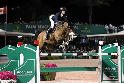 Darragh Kenny Beats the Field in $132,000 Adequan Grand Prix CSI 3*