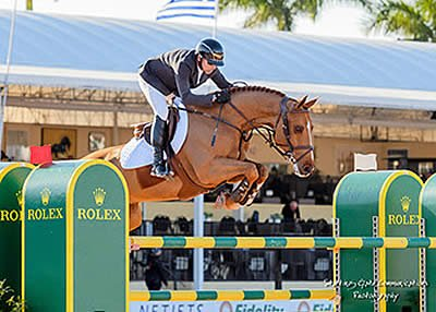 Eric Lamaze Claims First Win of 2018 Competition Season