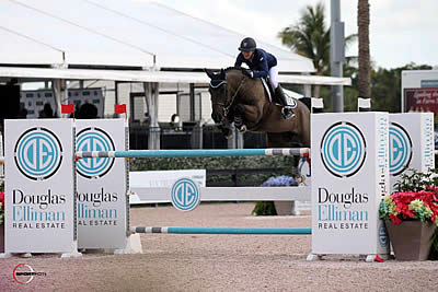 Molly Ashe Has One-Two Finish in $35,000 Douglas Elliman Real Estate 1.45m Jumpers