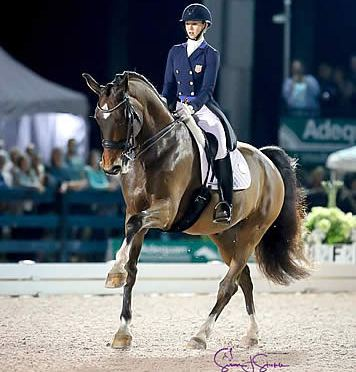 Laura Graves Unleashes Phenomenal New Freestyle in Five Star Week at AGDF