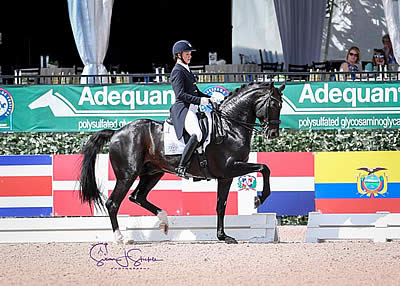 Adrienne Lyle Captures Five-Star Win in Week Five at AGDF