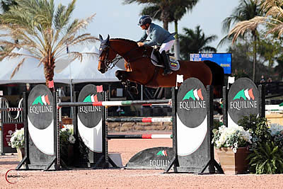 Diego Vivero Wins on Opening Day of WEF 7 CSI 5*