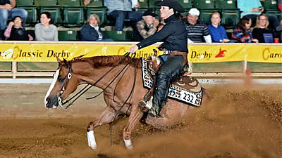 Tryon to Host Carolina Classic Derby and Team USA Reining Selections for WEG